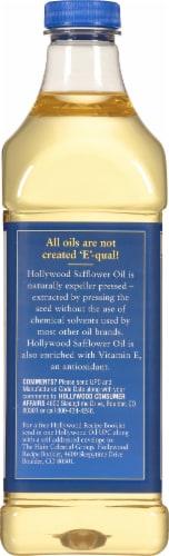 Hollywood Safflower Oil Perspective: left