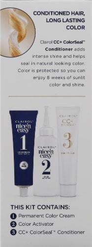 Clairol Nice 'N Easy 11 Ultra Light Blonde Color Care Formula Perspective: left