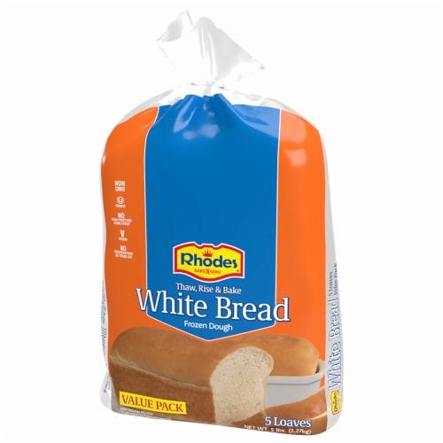 Rhodes® Warm-N-Serv White Bread Value Pack Perspective: left
