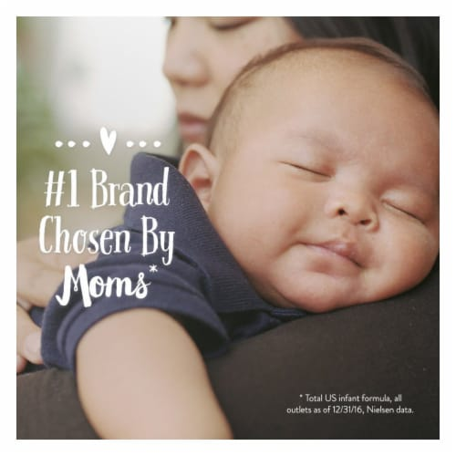 Similac Total Comfort OptiGro Infant Formula Powder with Iron Perspective: left