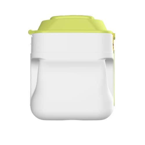 Similac for Spit-Up Infant Formula Powder Perspective: left