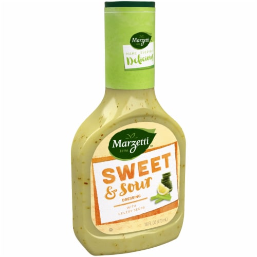 Marzetti Sweet & Sour Dressing Perspective: left
