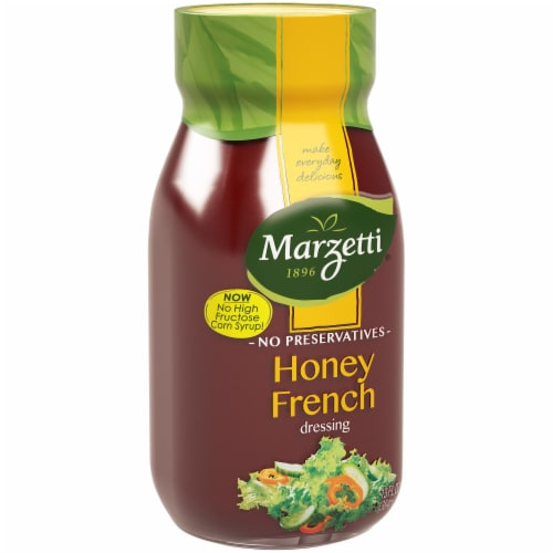 Marzetti Honey French Dressing Perspective: left