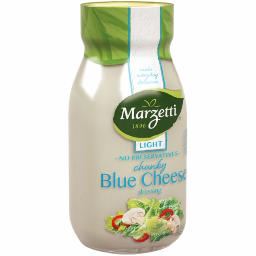 Marzetti Light Chunky Blue Cheese Dressing Perspective: left