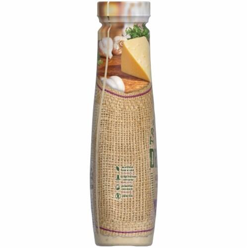 Marzetti Tastefully Dressed Asiago Caesar with Black Garlic Dressing Perspective: left