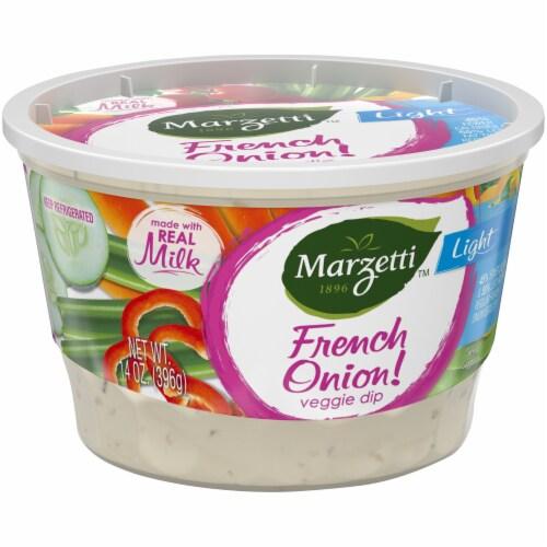 Marzetti™ Light French Onion Veggie Dip Perspective: left