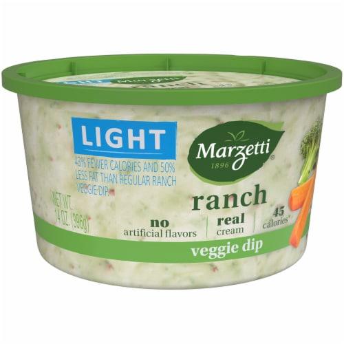 Marzetti Light Ranch Veggie Dip Perspective: left