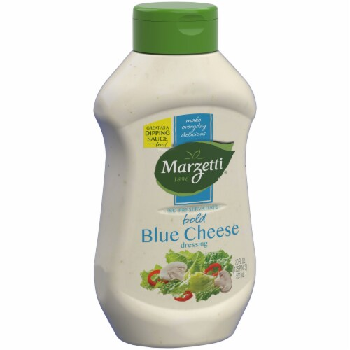 Marzetti Classic Chunky Blue Cheese Dressing Perspective: left