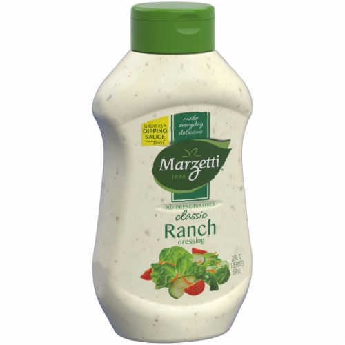 Marzetti Classic Ranch Dressing Perspective: left