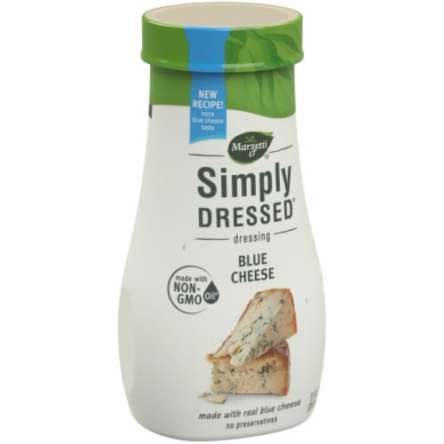 Marzetti Simply Dressed® Blue Cheese Dressing Perspective: left
