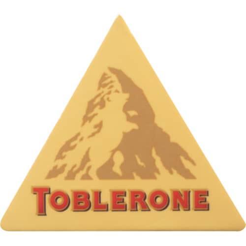 Toblerone Swiss Milk Chocolate Bar Perspective: left