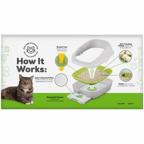 Tidy Cats® Breeze Cat Litter Kit Perspective: left