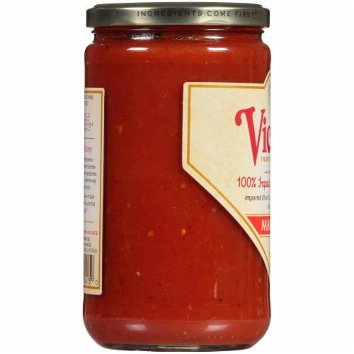 Victoria Premium Marinara Sauce Perspective: left