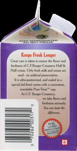 C.F. Burger Half & Half Perspective: left