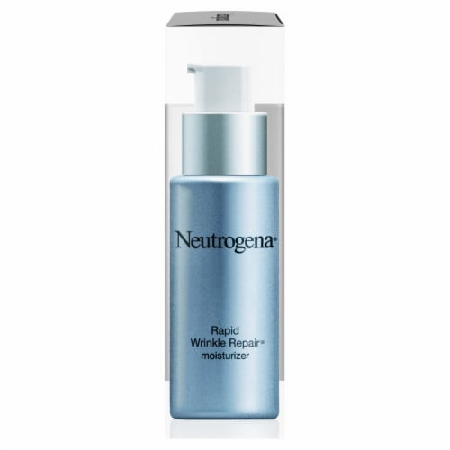 Neutrogena Wrinkle Rapid Repair Moisturizer SPF 30 Perspective: left