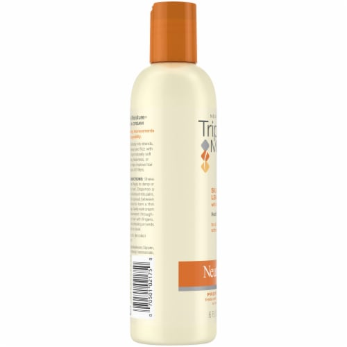 Neutrogena Triple Moisture Silk Touch Leave-In Conditioner Cream Perspective: left
