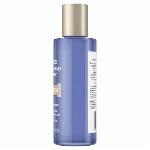 Neutrogena Oil-Free Eye Makeup Remover Perspective: left