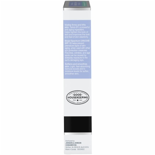 Neutrogena Healthy Skin Face Firming Cream SPF 15 Perspective: left