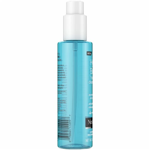Neutrogena® Hydro Boost Hydrating Cleansing Gel Perspective: left
