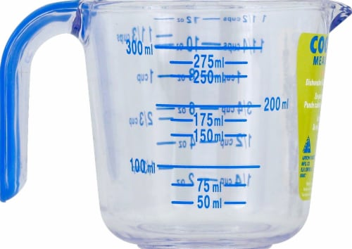 Arrow Plastic Measuring Cup Perspective: left