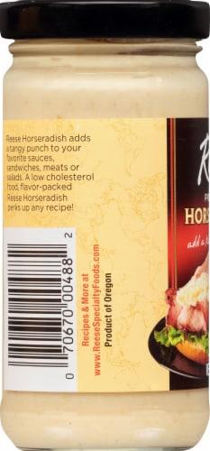 Reese Prepared Horseradish Sauce Perspective: left