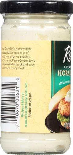 Reese Cream Style Horseradish Perspective: left