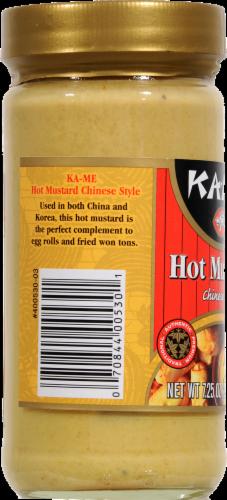 Ka-Me Hot Mustard Perspective: left