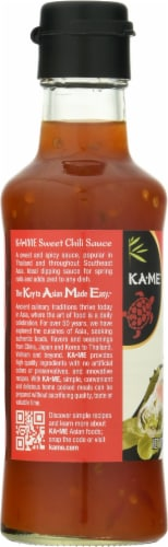 KA-ME Sweet Chili Sauce Perspective: left