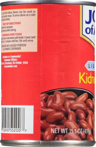Joan of Arc Light Red Kidney Beans Perspective: left