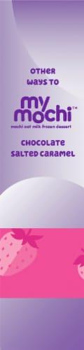 My/Mo Non-Dairy Strawberry Mochi Cashew Cream Frozen Dessert Perspective: left