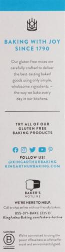 King Arthur Flour Gluten Free Cookie Mix Perspective: left