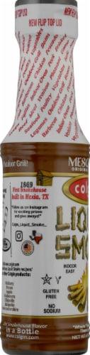 Colgin Liquid Smoke Natural Mesquite Flavoring Perspective: left