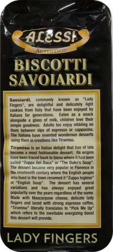 Alessi Biscotti Savoiardi Lady Fingers Perspective: left