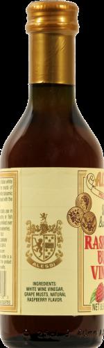 Alessi White Balsamic Raspberry Blush Vinegar Perspective: left