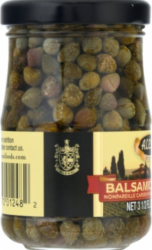 Alessi Balsamic Capers Perspective: left