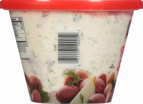 Reser's Red Skin Potato Salad Perspective: left