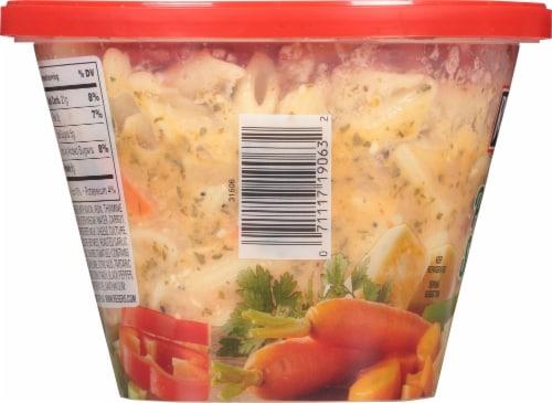 Reser's Garden Pasta Salad Perspective: left