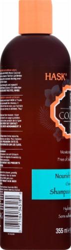 Hask Monoi Coconut Oil Nourishing Shampoo Perspective: left