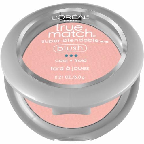 L'Oreal Paris True Match Baby Blossom Super-Blendable Blush Perspective: left