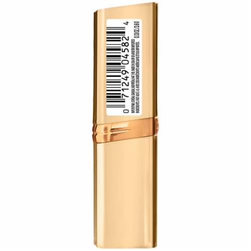 L'Oreal Paris Colour Riche Saucy Mauve Satin Lipstick Perspective: left