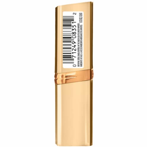 L'Oreal Paris Colour Riche Golden Splendor Lipstick Perspective: left