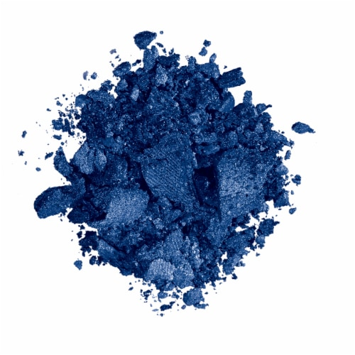 L'Oréal Paris Infallible Midnight Blue Eye Shadow Perspective: left