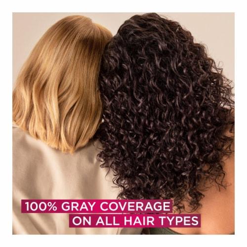 L'Oreal® Paris Excellence® Creme 8G Medium Golden Blonde Permanent Hair Color Perspective: left