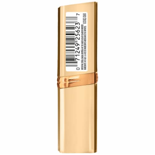L'Oreal Paris Colour Riche Miss Magenta Lipstick Perspective: left