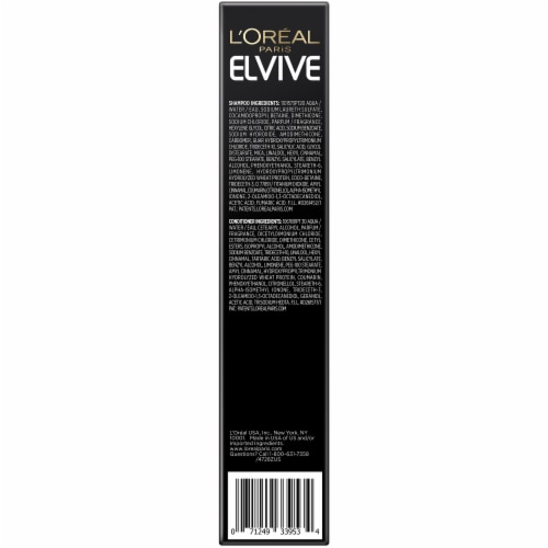 L'Oreal Paris Elvive Total Repair 5 Shampoo + Conditioner Value Pack Perspective: left