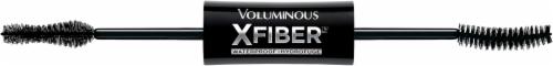 L'Oreal Paris Voluminous X Fiber Black Primer & Waterproof 215 Blackest Black Mascara Perspective: left