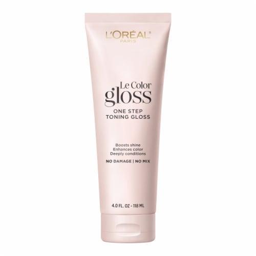 L'Oreal Paris Le Color Gloss Copper Temporary Hair Color Perspective: left