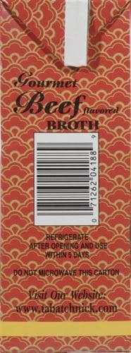 Tabatchnick Gourmet Beef Broth Perspective: left