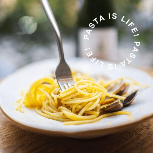 Ronzoni Gluten Free Thin Spaghetti Perspective: left