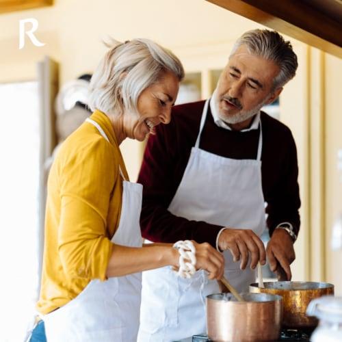 Ronzoni Garden Delight Veggie Tricolor Penne Rigate Pasta Perspective: left